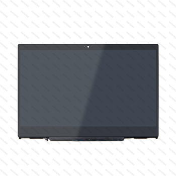 LED LCD Screen Touch Display Digitizer Assembly + Bezel for HP Pavilion x360 14M-cd0003DX 14M-cd0005DX 14M-cd0006DX 14M-cd0001DX
