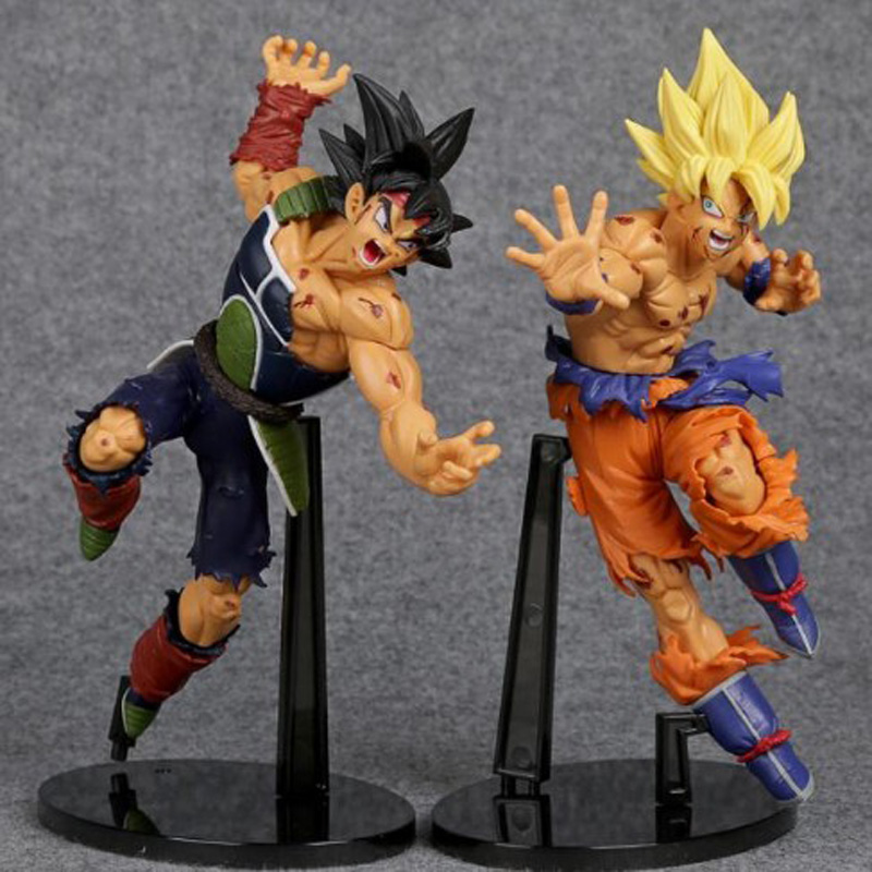 Dragon Ball Z Action Figures Goku PVC Toys Dolls Model Fighting Tenkaichi Budokai Dragon Ball Anime Figure Kids Toys Best Gift 7cm large size jp hand done animation crystal dragon ball set genuine model toy gift action figures anime toys kids