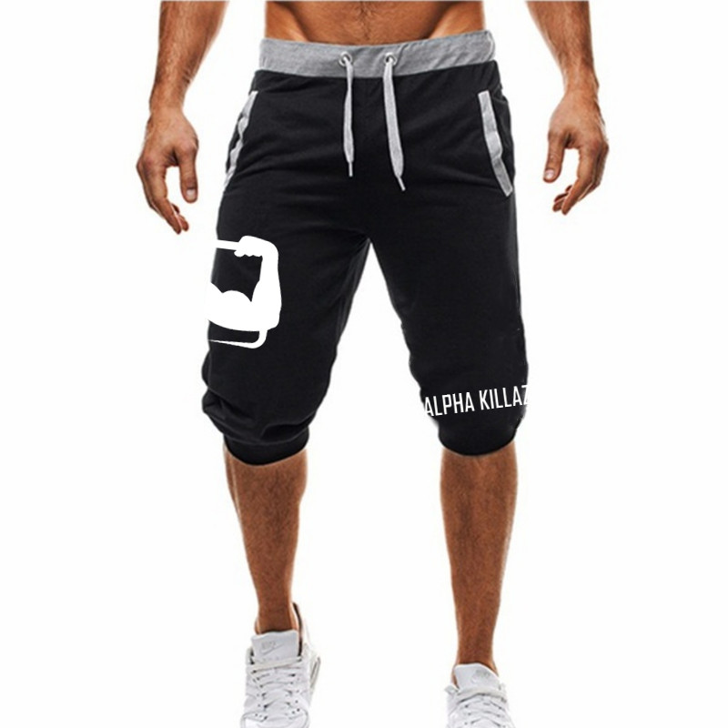 New Mens Shorts Summer Fashion Casual Fitness Shorts Joggers Fashion Men Plus Size 3XL Trousers Bermuda Sweatpants Homme Clothes