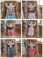 Free Shipping  doll  Accessories Doll clothes  For Blyth  Licca, Azone Doll  Toys Hot