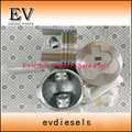 Genuine L3E piston include piston pin clip for Mitsubishi L3E engine genset 30L17-00011