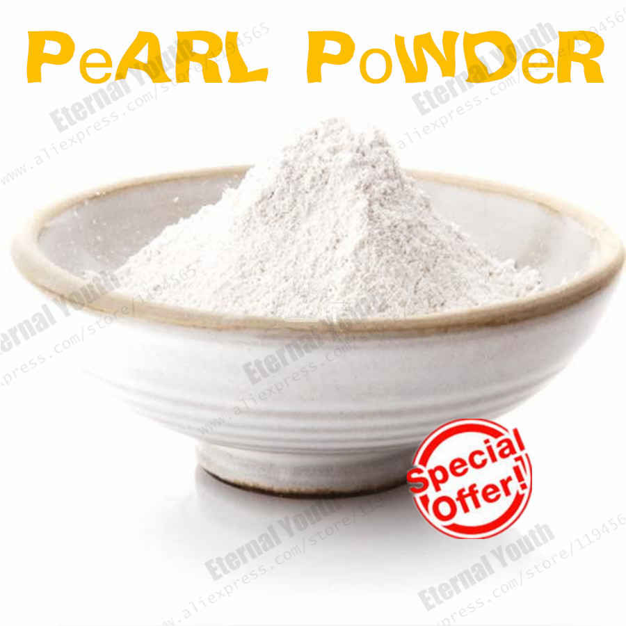 Natural Deep Sea Ocean Pearl Powder Pure Seawater Whitening  Firming 260g  Your Own Mask  Beauty Salon Equipment spa 80% pearl powder extract 500g nanopore acne speckle whitening moisturizing firming mask powder hospital equipment