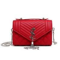 2019 Luxury Handbags Famous Brand Women Bags Designer Lady Classic Plaid Shoulder Crossbody Bags Leather Women Messenger Bags YL