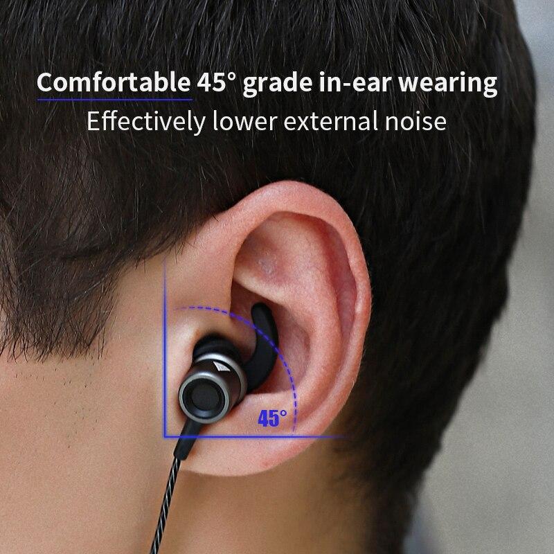 Genuine Brand Earphone QKZ CK1 Zinc Alloy In Ear Stereo Earbuds ...