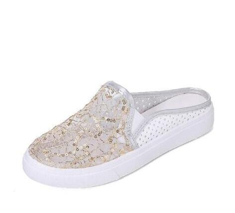 Brand Womens Shoes 2018 Summer New Style Breathable Leisure Shoes, Fashion, Excellent Pe ...