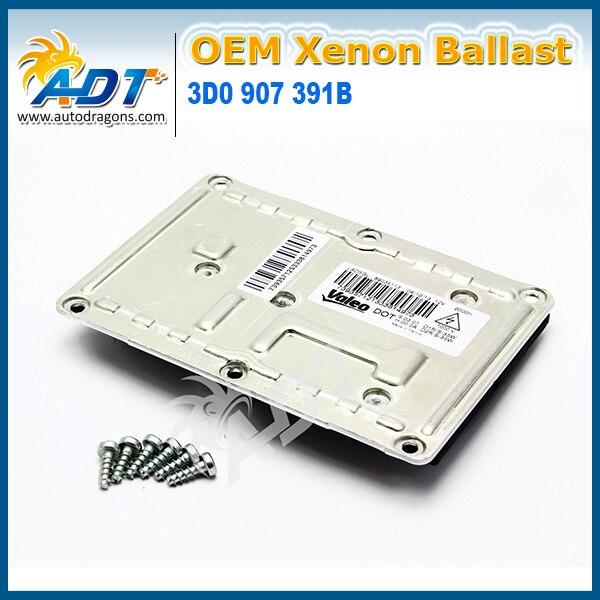 ФОТО Free Shipping 3D0 907 391B  D1 D3 Xenon HID Headlamp Units Ballast Headlight Igniter FOR Volvo XC70/ X70/ XC90/ S60/ S80