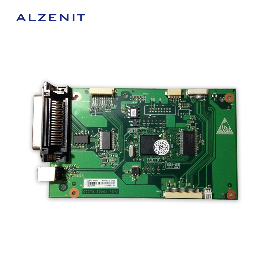 GZLSPART For HP 2014 Original Used Formatter Board Parts On Sale gzlspart for hp 1025nw original used formatter board parts on sale
