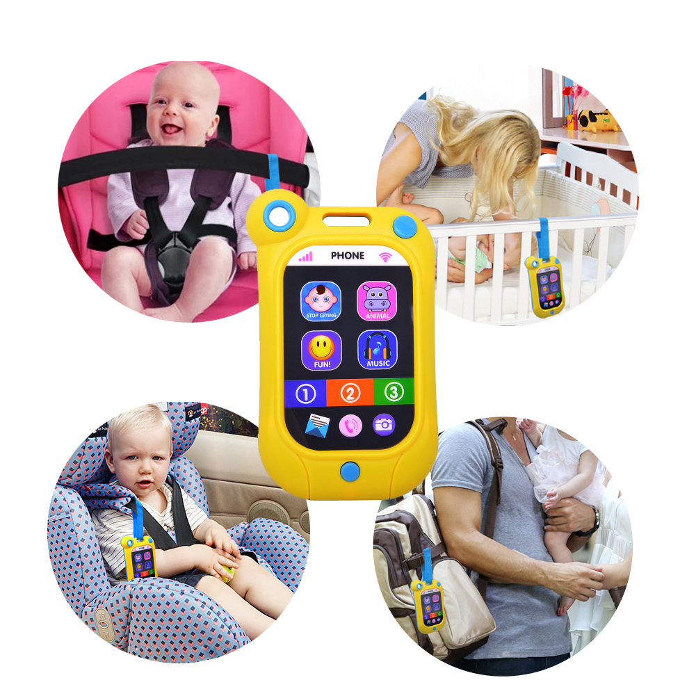 Musical Children/'s Educational Toy Music Cell Phone Toy Instrument