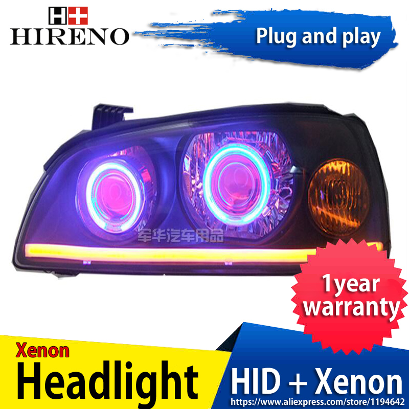 car custom modified xenon headlamp for hyundai elantra 2004 2010 headlights assembly car styling angel lens hid 2pcs xenon headlamp car stylinghyundai headlamp aliexpress us 479 0 car custom modified xenon headlamp for hyundai elantra 2004 2010 headlights assembly car styling angel lens hid 2pcs xenon headlamp car