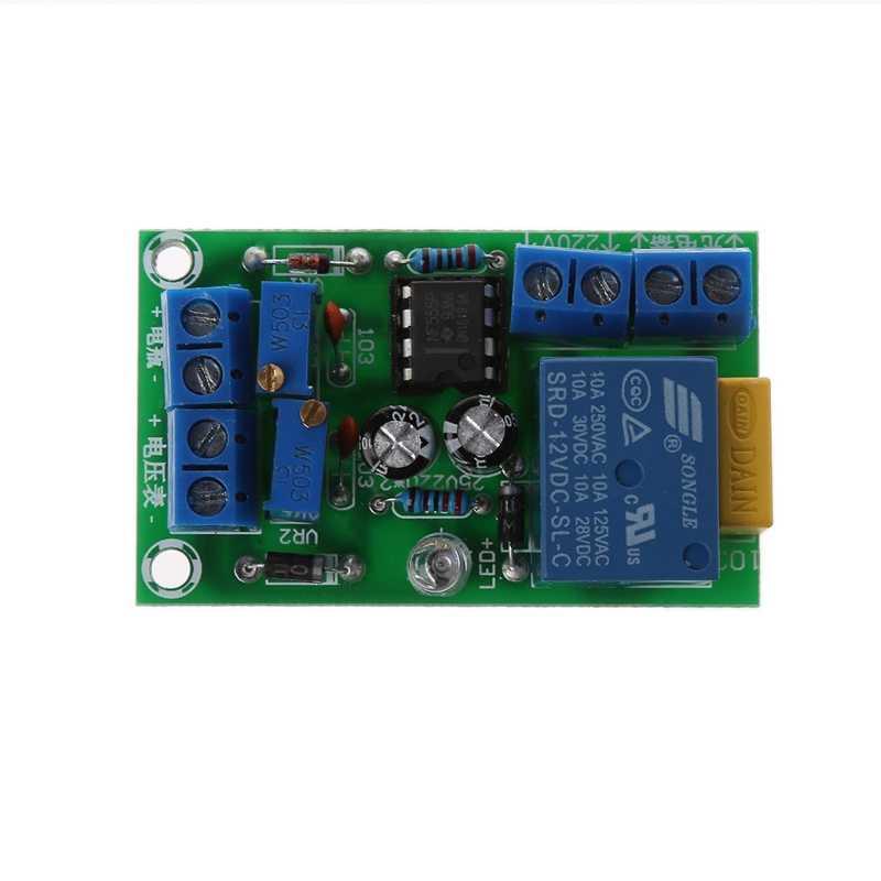 12 В батарея автоматический контроллер зарядки Модуль релейной защитной платы модуль анти-Транспозиции Смарт зарядное устройство Лидер продаж