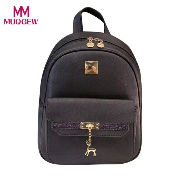 f74ea8a42b39 Vintage Women Neutral School Rucksack Bag Gripesack Back Pack Bookbag  Material Escolar Laptop Back Pack Women Messenger Bags