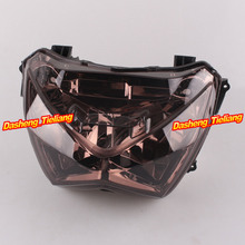 Front Headlight Lighting Lamp For Kawasaki Ninja Z800 Z250 2013 2014 Brown, High Quality
