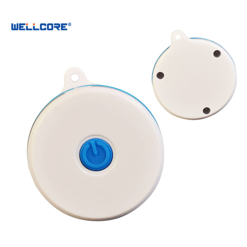 Hot selling Smallest ibeacon Waterproof IP67 bluetooth beacon NRF51822 ble 4.0 beacon eddystone