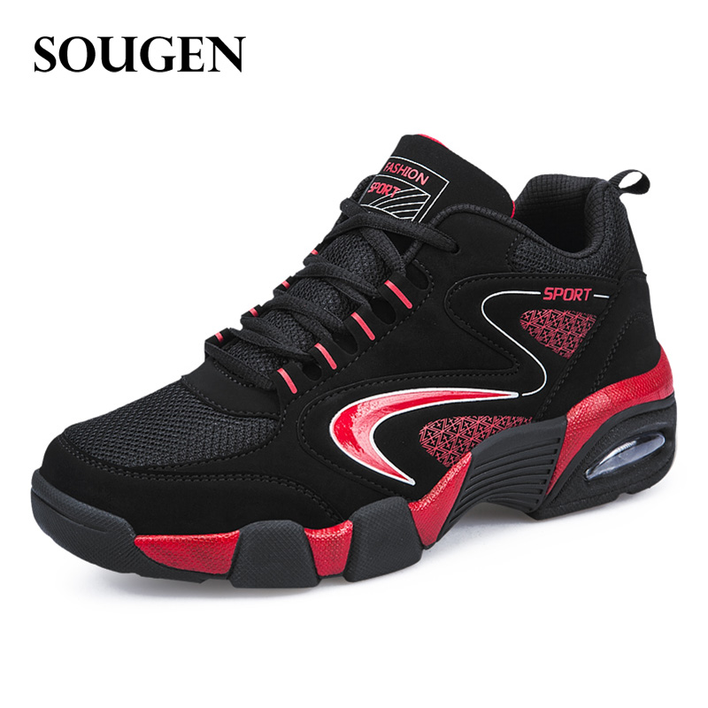 Male Shoes Adult Sport Mens Casual Superstar Trainers Hot Sale 2017 Shoe for Man Black Large size 47 Luxury Brand Tenis Footwear