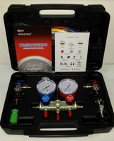 R134A Airconditioning Koeling Diagnostic Manometerset Tool Kit HS-S36F-134A