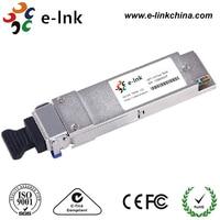 40GBASE SR4, 4 Channel, 850 nm MMF, 100m links on OM3 multimode fiber or 150m on OM4 multimode fiber
