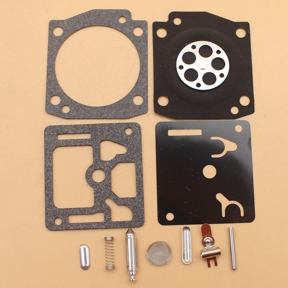 2Pcs Carburetor Diaphragm Repair Kit For HUSQVARNA 340, 340EPA, 345, 345e, 345EPA, 346XP, 350, 350EPA, 353, 353EPA Zama RB-122