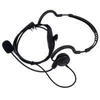 2 pin ptt słuchawka mic słuchawki dla kenwood tk-270 radio tyt baofeng uv5r 5 rplus
