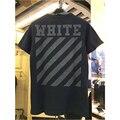 2016 OFF White C/o Virgil Abloh Homens tshirt Kanye pirex Off-Branca Hip Hop oeste Preto Camiseta de Algodão Top T Camisa roupas
