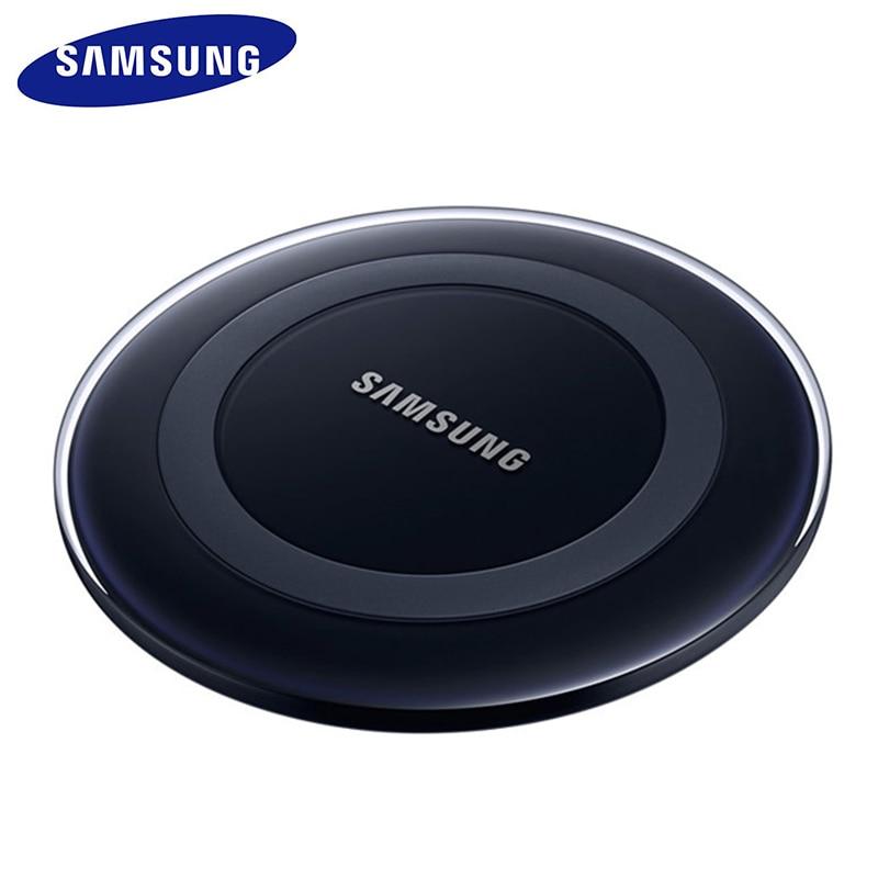Samsung 5 V/2A QI chargeur sans fil adaptateur chargeur de Charge pour Galaxy S7 S6 EDGE S8 S9 S10 Plus Note 4 5 pour Iphone 8 Plus X XS MAX XR