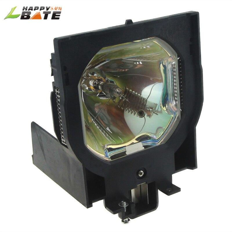 HAPPYBATE POA-LMP49/610-300-0862 Compatible projector Lamp for PLC-UF15/PLC-XF42/PLC-XF45 EIKI LC-UXT3/LC-XT3/LC-XT9 compatible projector lamp bulbs poa lmp136 for sanyo plc xm150 plc wm5500 plc zm5000l plc xm150l