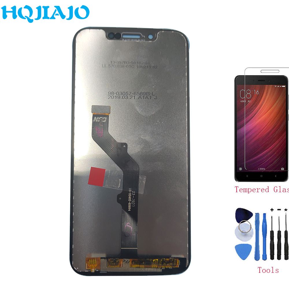LCD Display For 5 7 Inch For Motorola Moto G7 Play LCD Display Touch screen Digiziter