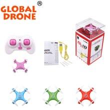 Free shipping Cheerson CX-10 CX10 2.4G Remote Control drones toys 4CH 6Axis Mini mini drone rc Aircraft RTF Drone