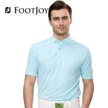 FootJoy FJ Men's Golf T-shirt Anti-Sweet Breathable Comfortable Quick Dry SALE