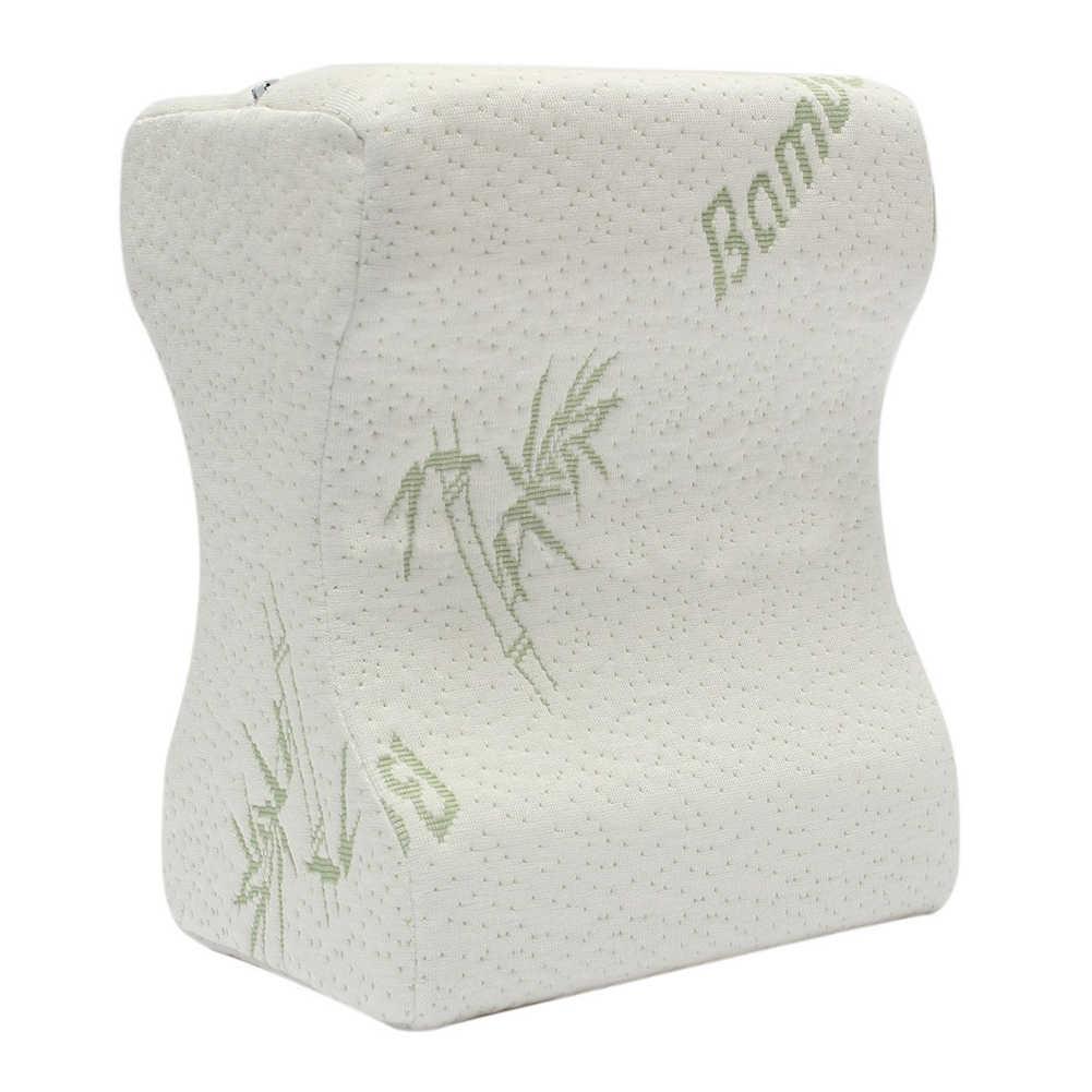 Подушка для беременных женщин с эффектом памяти, наколенники для ног, прокладка для кровати, подушка на танкетке, облегчение давления, помощь для сна, 16 см x 21 см x 27 см