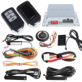 PKE psssive keyless entry system with remote engine start & push button start, touch password entry backup