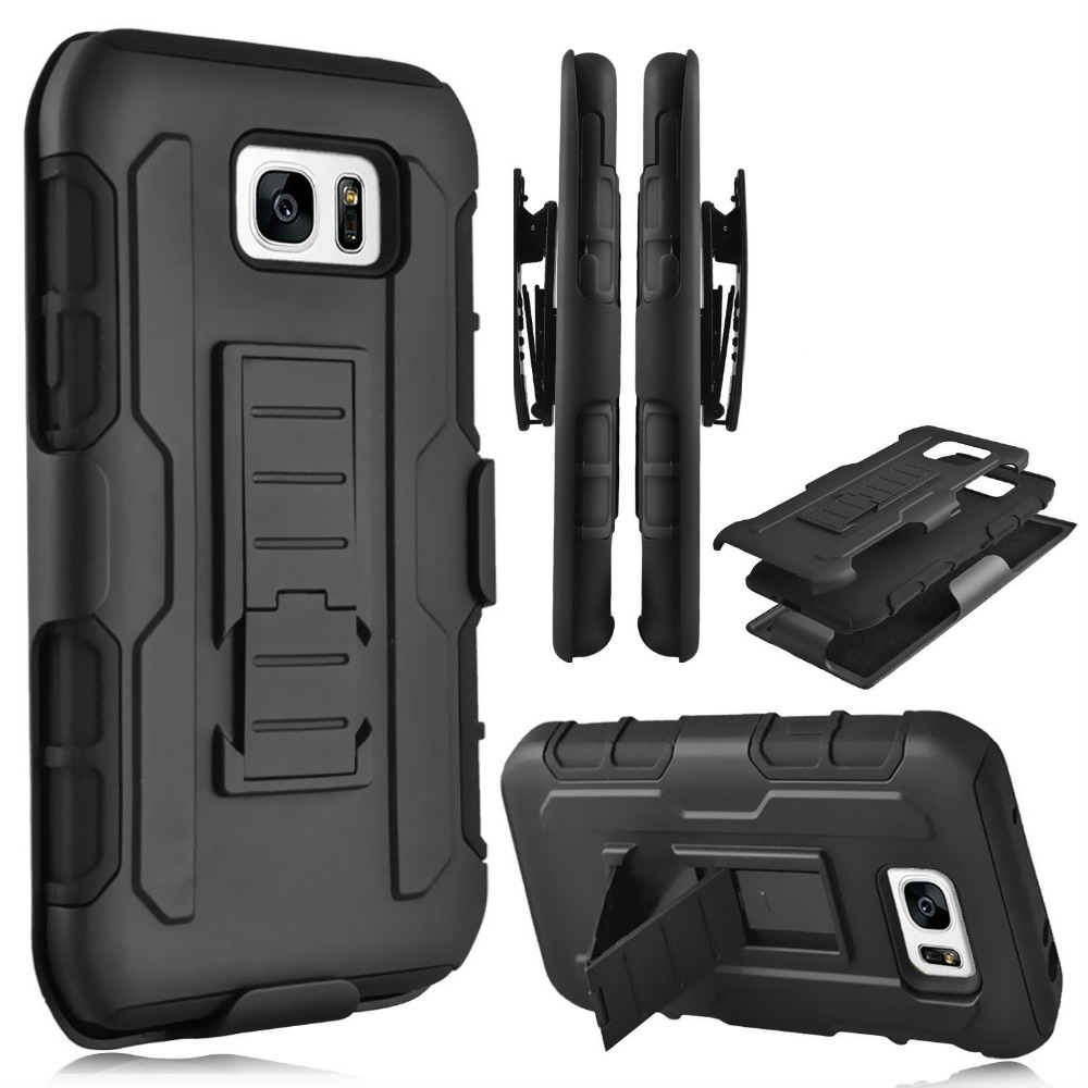 For Samsung Galaxy A5 2017 Case Belt Clip Holster Armor Case for Samsung A3 A7 A5 2016 A520 A3 A5 2017 Cover 2 in 1 Hybird A520