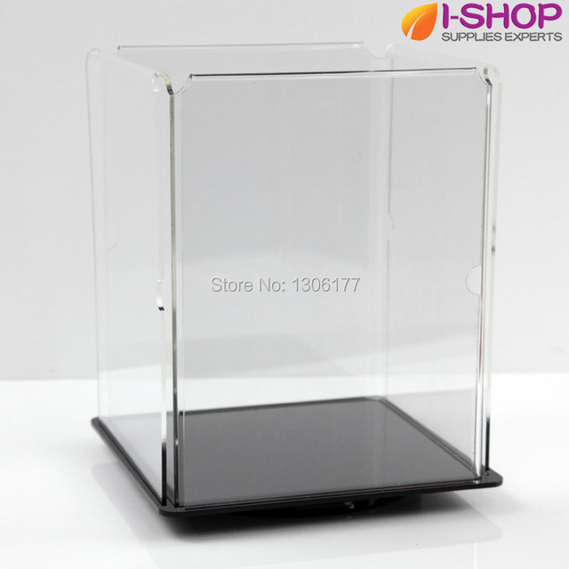 Rotating Table Sign Holder features A5 Frames on a Turntable ...