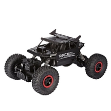 Flytec Rc Climbing High Speed Racing Off-Road Vehicle Remote Control Car Toy flytec 9118 rc cars 1 18 alloy 2 4g 4wd double magnetors high speed climbing rock car racing vehicle off road vehicle rc crawler