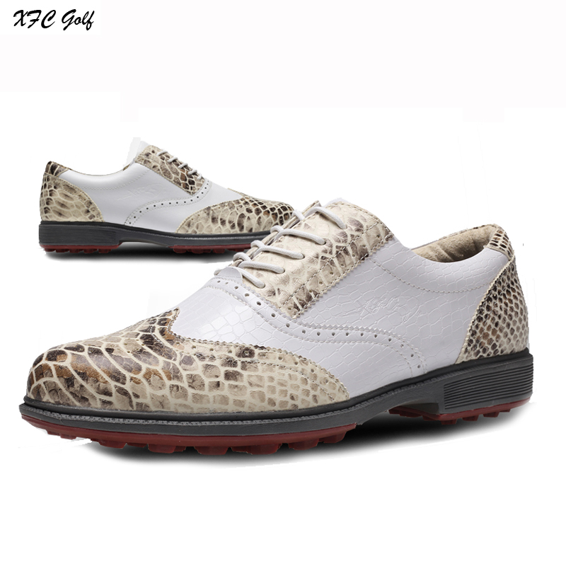 2017 Summer golf shoes men waterproof shoes snake sport sneakers breathable fitted nail footwear athletic shoes pgm men golf shoes breathable athletic sneaker plus size 39 46 mesh sport shoes pu waterproof professional golf shoes for men
