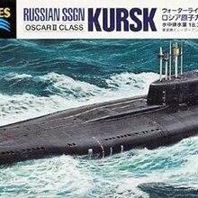 RealTS русский SSNG Курская подводная лодка 1-700 Тамия 31906
