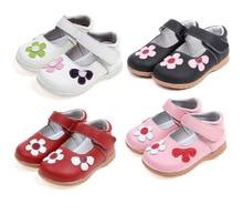 2017 nouveau printemps fleurs et en cuir vente enfants shoes enfants sandales filles sandales