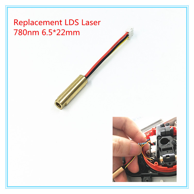 Replacement LDS Laser Light 780nm 6.5*22mm 5mw NTYPE  For XIAOMI Robot 1st / 2st  S50 S51Vacuum Cleaner