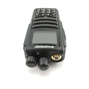 Image 4 - Baofeng DM 1701 Digital Analog Walkie Talkie Dual Band Dual Time Slot DMR Radio Station Two Way Radio Amateurs Transceiver 10 KM