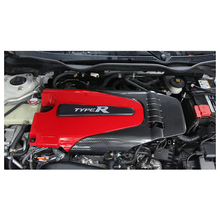 car styling car engine cover engine sound aborb panel for honda civic 2016 2017 2018