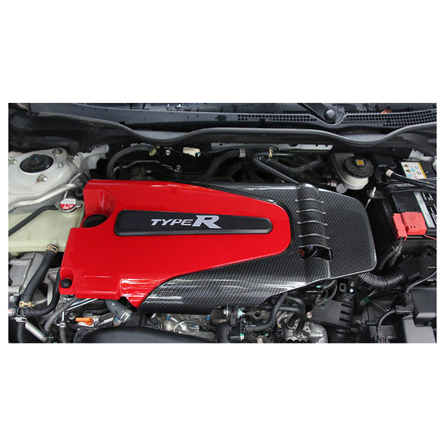 Car Styling Car Engine Cover Engine Sound Aborb Panel For Honda