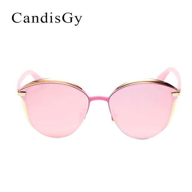 a061e16dbe New Arrival hot Cat Eye Women Mirror Hipster Sunglasses Fashion Brand  Designer Lady Sun Glasses Eyewear Female