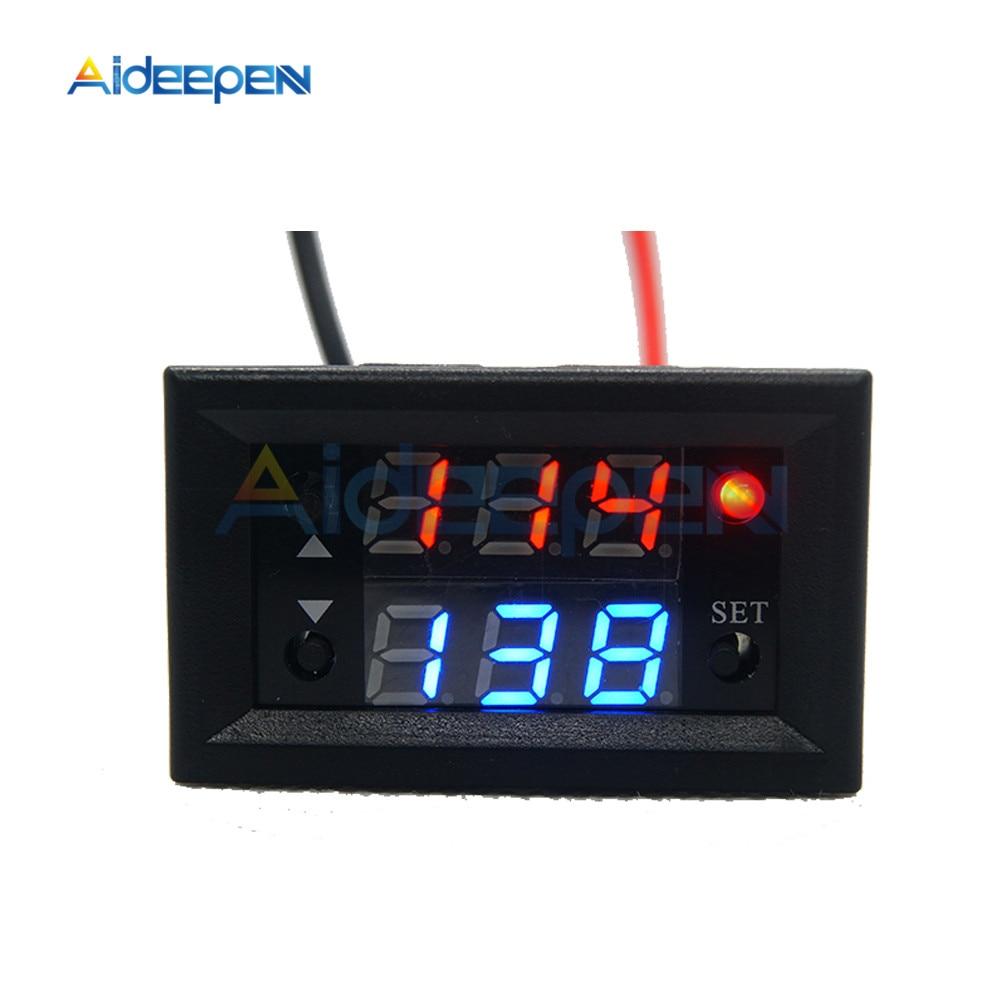 T2302 12v Timing Delay Timer Relay Module Digital Led Dual