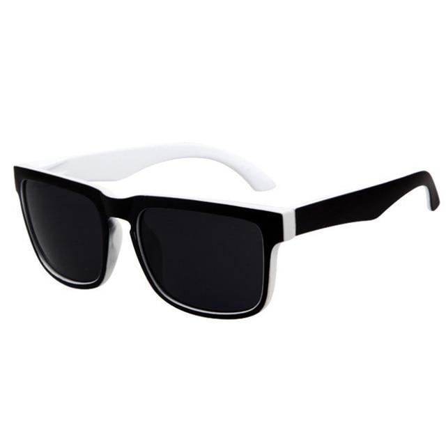 de717245d نظارات شمسية رجالية ماركة مصمم النساء الشمس طلاء عاكسة spied للرجال مستطيل  مربع نظارات