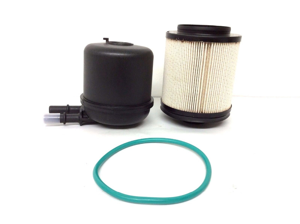 FD4615 Fuel Filters For 2011-16 F250 F350 F450 Super Duty 6.7 Liter Powerstroke FD4615 remo powerstroke® 3 12 clear
