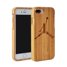 Wooden Michael Jordan Case For iPhone