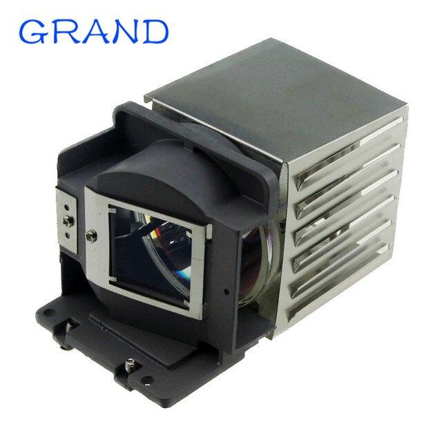 5J.J4R05.001 สำหรับ BENQ MX813ST EP5832 EP6735 MW712 โปรเจคเตอร์หลอดไฟหลอดไฟพร้อมตัวเครื่อง