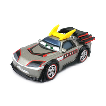 Disney Pixar Cars Tokyo Mater Toon Kabuto Metal Diecast Toy Car 1:55 Loose Brand New In Stock & Free Shipping