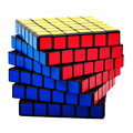 Magic Cube 6x6x6 Speed Cube Puzzles Magic Cubes Magic Toy Transparent Plastic Classic Toy Learning & Education For children Gift