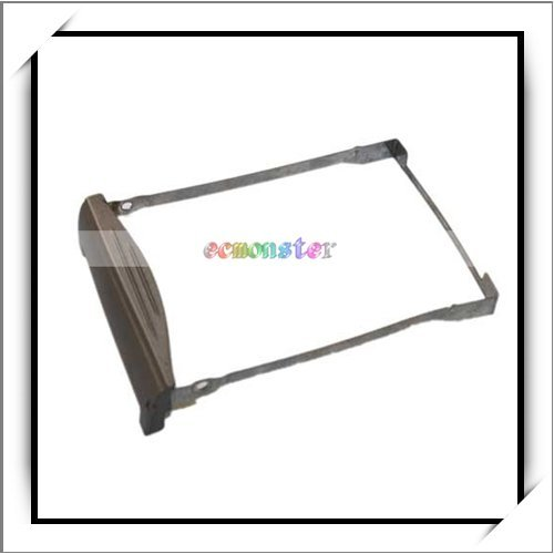 Free Shipping,Laptop Hard Drive Caddy with Screw for DELL Latitude D610,New High Quality and Good Price,N3R15