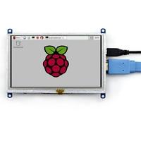 High Quanlity Raspberry 3 Model Pi B 2B 4 Inch LCD Touch Screen IPS Raspberry Pie